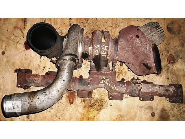 купить бу Б/у турбина для грузовика Renault PremiumБ/у Турбіна турбина Рено Премиум 440 DXI Euro3,4 Renault Premium в Рожище