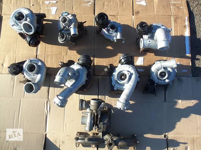 бу Б/у турбина для легкового авто Peugeot Boxer 2.5 в Ковеле