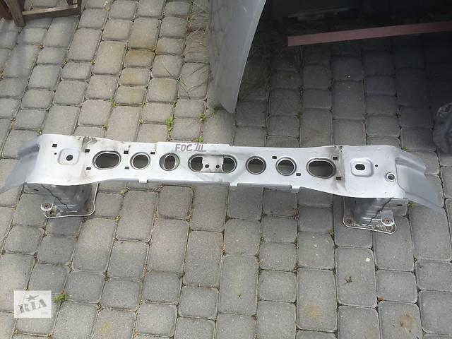бу Б/у усилитель заднего/переднего бампера для легкового авто Ford Focus в Львове