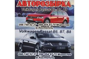 б/у Ваносы Volkswagen Passat B6