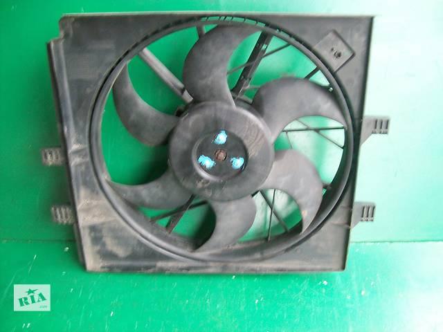 купить бу Б/у вентилятор осн радіатора для легкового авто Mercedes A-Class W168 A140 в Луцке