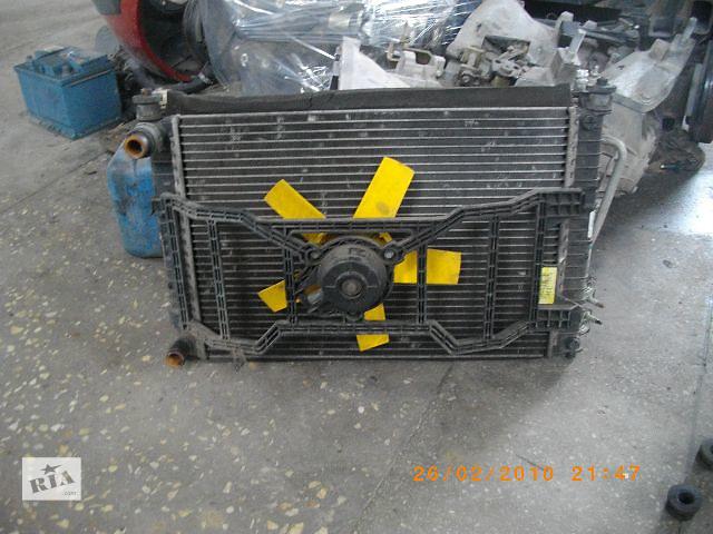 купить бу Б/у вентилятор осн радиатора для легкового авто Ford Fusion 2004 в Львове