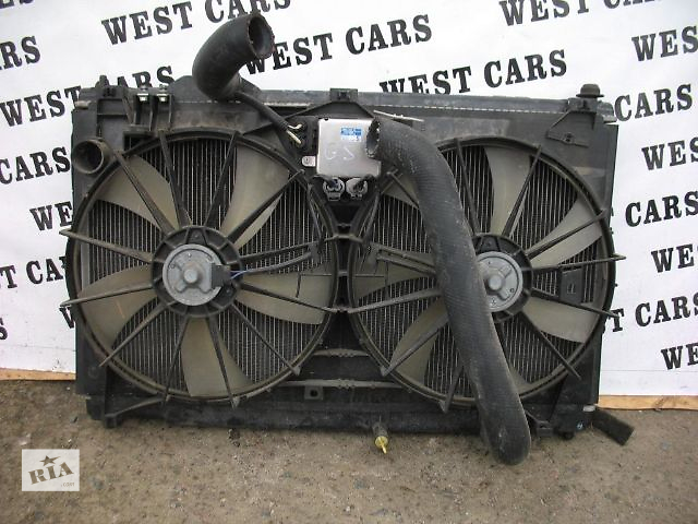 Б/у вентилятор осн радіатора для легкового авто Lexus GS 2006- объявление о продаже  в Луцке