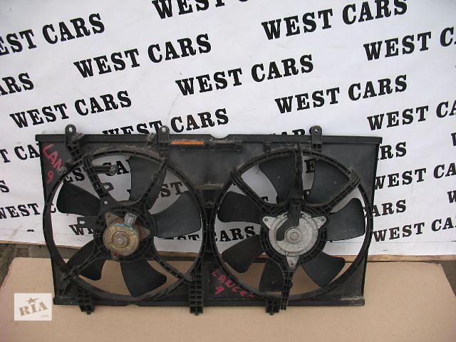 бу Б/у вентилятор осн радиатора для легкового авто Mitsubishi Lancer 2005 в Луцке