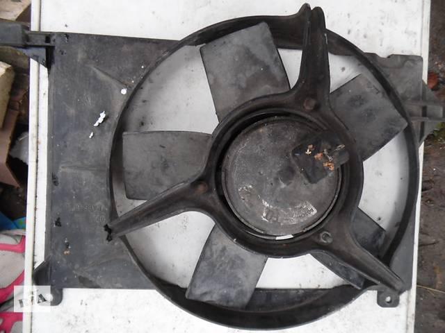 продам Б/у вентилятор осн радиатора для легкового авто Opel Tigra бу в Дубно (Ровенской обл.)