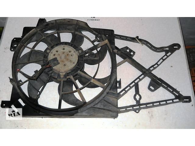 продам Б/у вентилятор осн радиатора для легкового авто Opel Vectra B бу в Херсоне
