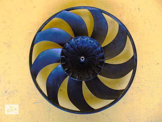 купить бу Б / у вентилятор осн радиатора Форд Транзит Ford Transit 2,2/2,4 с 2006- в Ровно