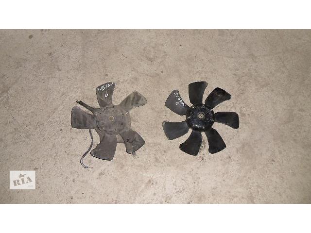 Б/у вентилятор осн радиатора левый для легкового авто Subaru Forester 2007- объявление о продаже  в Коломые