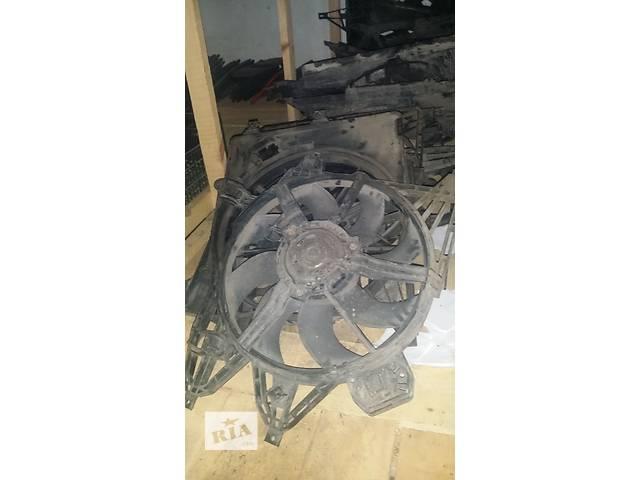 Б/у вентилятор рад кондиционера для минивена Citroen Berlingo- объявление о продаже  в Радивилове