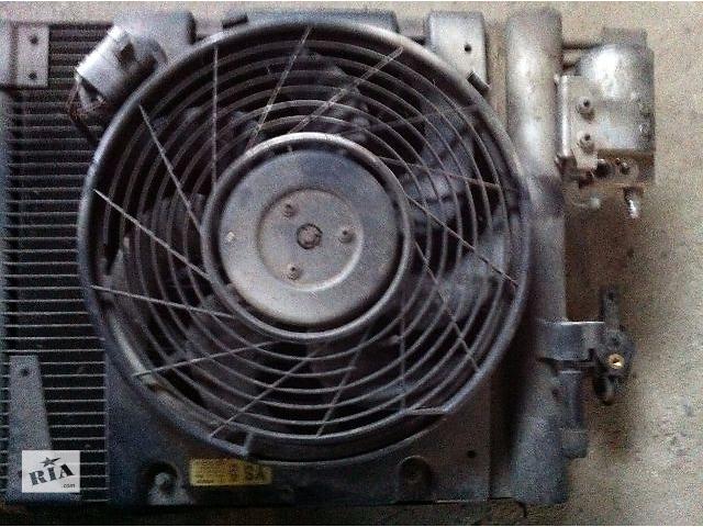 купить бу б/у Вентилятор рад кондиционера Opel Astra G 2.0 tdi 2002 в Львове