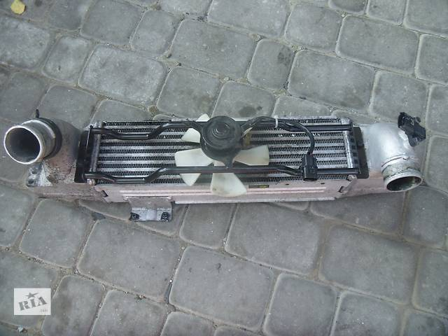 Б/у вентилятор радиатора інтеркулера для легкового авто Kia Sorento 2008- объявление о продаже  в Коломые