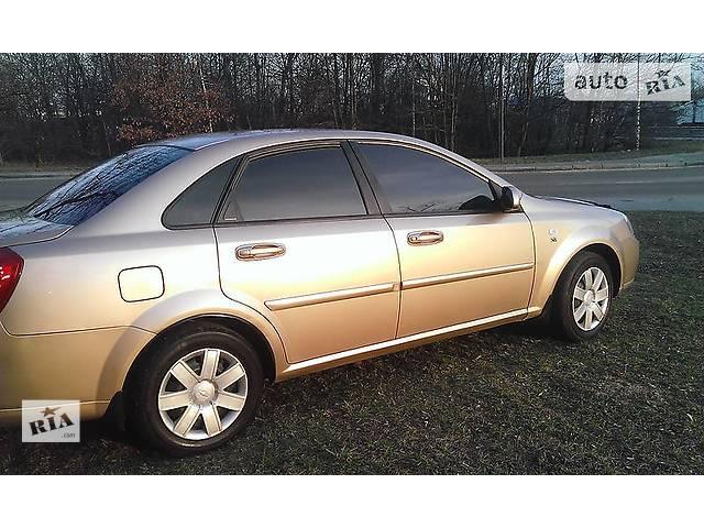 продам Б/у внутренние компоненты кузова для легкового авто Chevrolet Lacetti бу в Ровно
