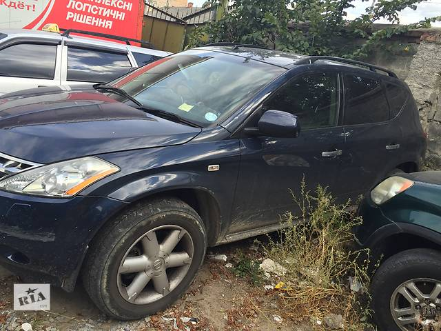 бу Б/у внутренние компоненты кузова для легкового авто Nissan Murano в Киеве
