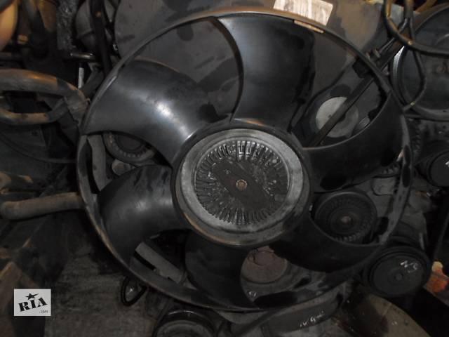 купить бу Б/у Вискомуфта/крыльчатка вентилятор Volkswagen Crafter Фольксваген Крафтер 2.5 TDI 2006-2010 в Луцке