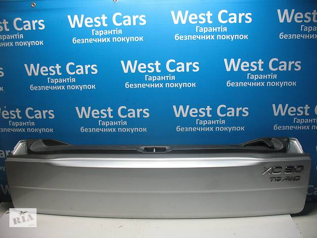 продам Б/У 2002 - 2014 XC90 Кришка багажника нижня частина (сіра). Вперед за покупками! бу в Луцьку