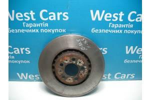 Б/У  Тормозной диск передний проточеный (d - 335мм. s - 18.5мм) S80 30657301. Лучшая цена!
