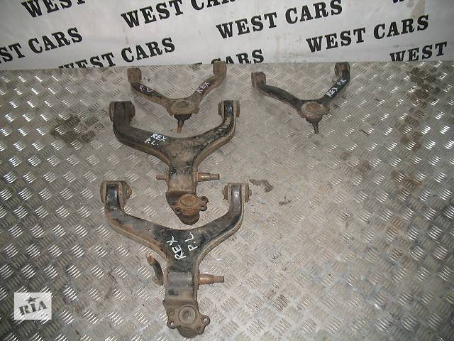 бу б/у Задний/передний мост/балка, подвеска, амортиз Рычаг Легковой SsangYong Rexton II в Луцке