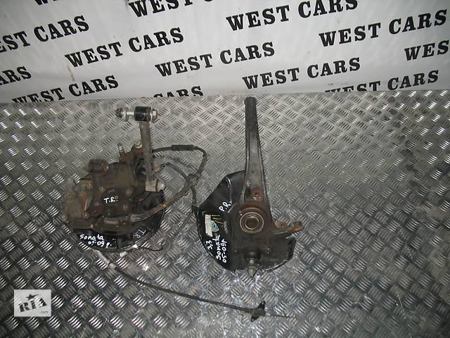 б/у Задний/передний мост/балка, подвеска, амортиз Цапфа Легковой Hyundai Sonata 2006- объявление о продаже  в Луцке