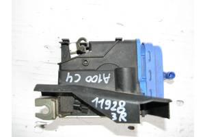 Б/у замок двери вакуумн. задн. п Audi 100 C4 1990-1994, 4A0839016D [11928]