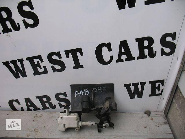 продам Б/у замок крышки багажника для легкового авто Skoda Fabia 2005 бу в Луцке