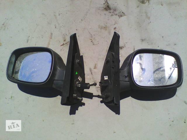 Б/у зеркала заднего вида боковые Renault Kangoo 2003- объявление о продаже  в Броварах