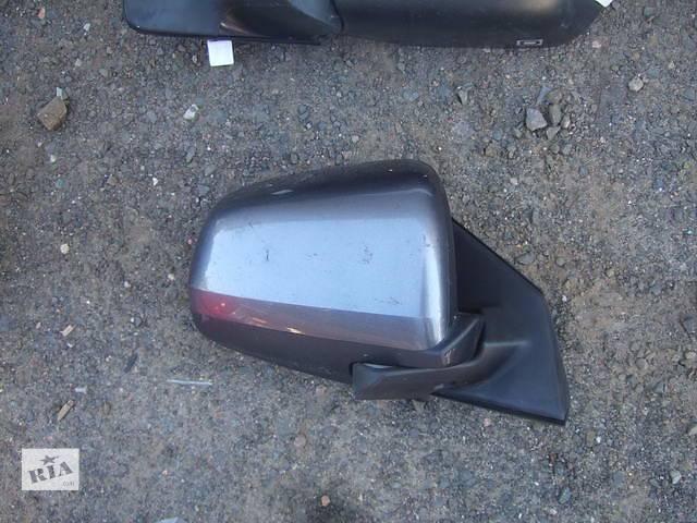 продам Б/у зеркало для легкового авто Mitsubishi Lancer X бу в Ровно