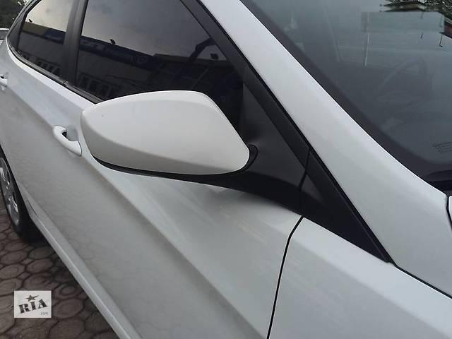 Б/у зеркало для седана Hyundai Accent- объявление о продаже  в Киеве