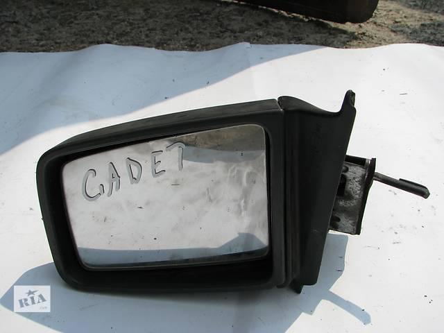 бу [Архив] Б/у зеркало Opel Kadett E 1990 в Броварах