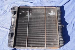 Б/у радиатор для Mercedes308 1993рв на мерседес 308 мотор 2.3 д рідіатор паяный с гарантієєю не течет