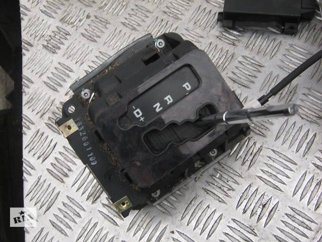 продам б/у АКПП и КПП Кулиса переключения АКПП/КПП Легковой Mercedes ML 270 внедорожник 2003 бу в Черновцах