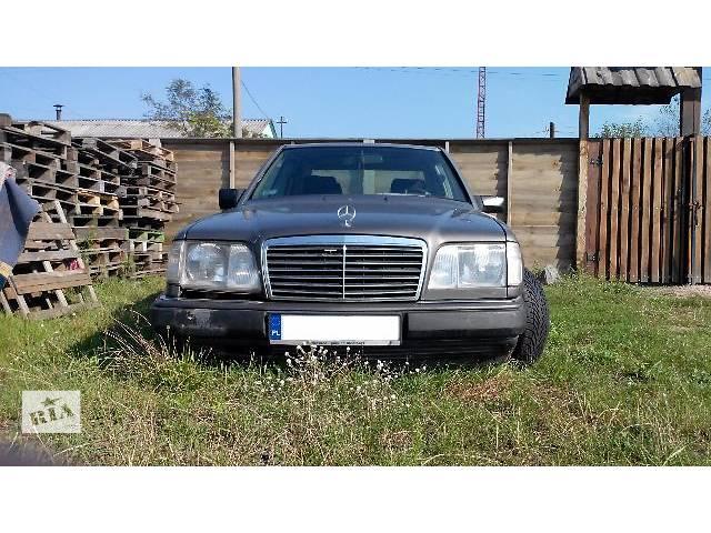продам б/у Бампер передний Легковой Mercedes 124 бу в Луцке