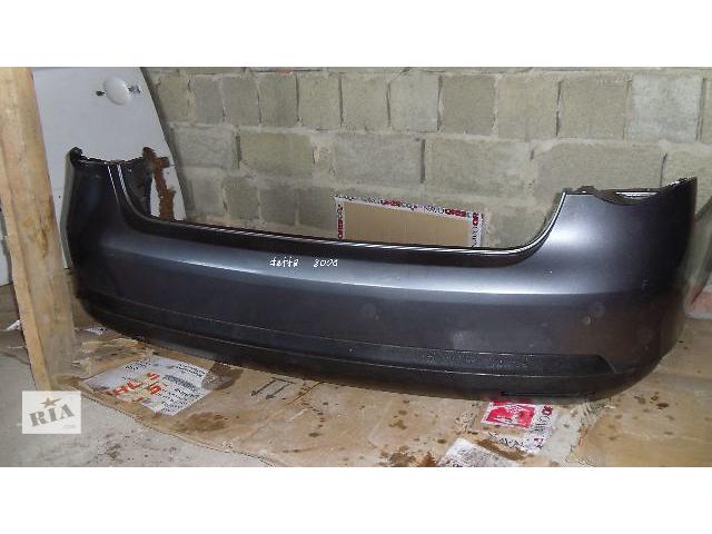 продам Б/у бампер задний для легкового авто Volkswagen Jetta 2007 бу в Коломые