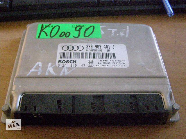 продам Б/у блок управления двигателем для легкового авто Volkswagen Passat B5 2.5 TD бу в Таврийске