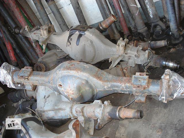 Б/у чулок заднего моста, редуктор, полуося для грузовика Mercedes 815, 1223, 814, 1117- объявление о продаже  в Харькове