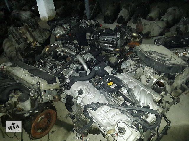 Б/у Детали двигателя Двигатель 4.0cdi Легковой Mercedes ML-Class 2008- объявление о продаже  в Львове