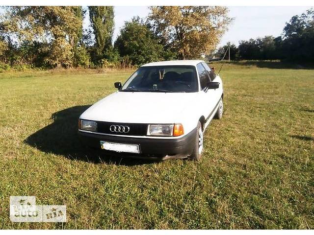 купить бу б/у Детали двигателя Двигатель Легковой Audi 80 1990 в Любомле