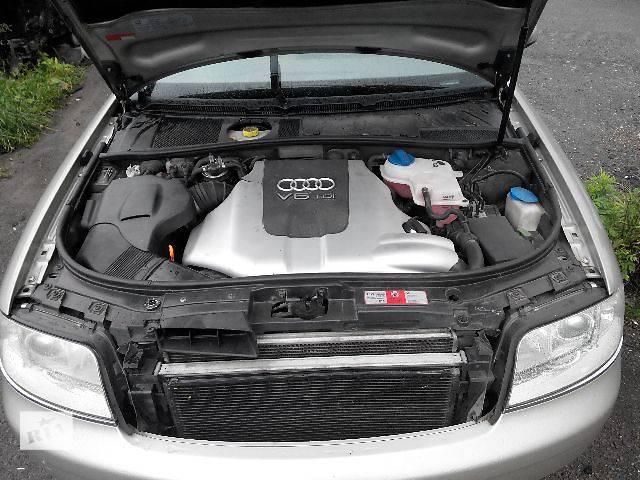 бу Б/у Детали двигателя Двигатель Легковой Audi A6 2001  AKN 2.5 в Львове