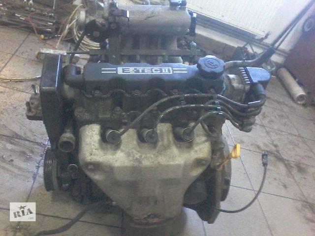 бу б/у Детали двигателя Двигатель Легковой Chevrolet Aveo в Чернигове