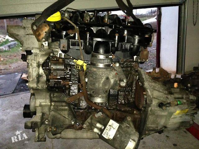 бу Б/у Детали двигателя Двигатель Легковой Renault Master груз. 2006 в Черкассах