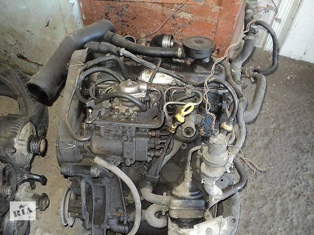б/у Деталі двигуна Двигун Легковий Volkswagen Golf II Хетчбек 1991- объявление о продаже  в Тлумаче