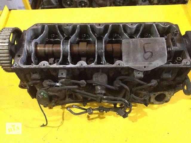 бу б/у Детали двигателя Головка блока Легковой Fiat Ulysse 2.1 td в Луцке