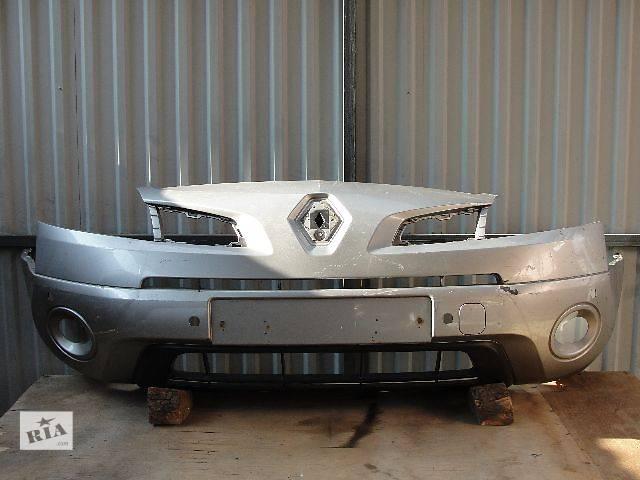купить бу б/у Детали кузова Бампер передний -208 - Renault Koleos В НАЛИЧИИ!!!! в Львове