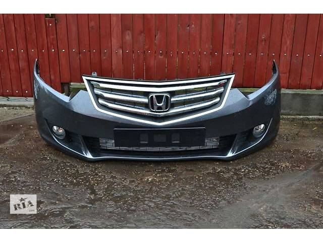 купить бу б/у Детали кузова Бампер передний Honda Accord в Одессе