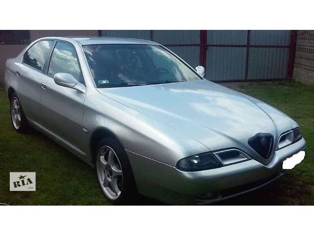 купить бу б/у Детали кузова Бампер передний Легковой Alfa Romeo 166 2003 в Львове