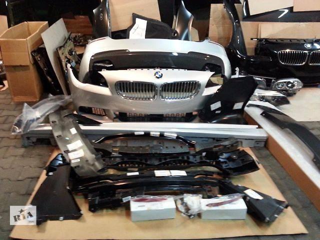 продам б/у Детали кузова Бампер передний Легковой BMW 5 Series   F10 F 10 M-pakiet бу в Львове