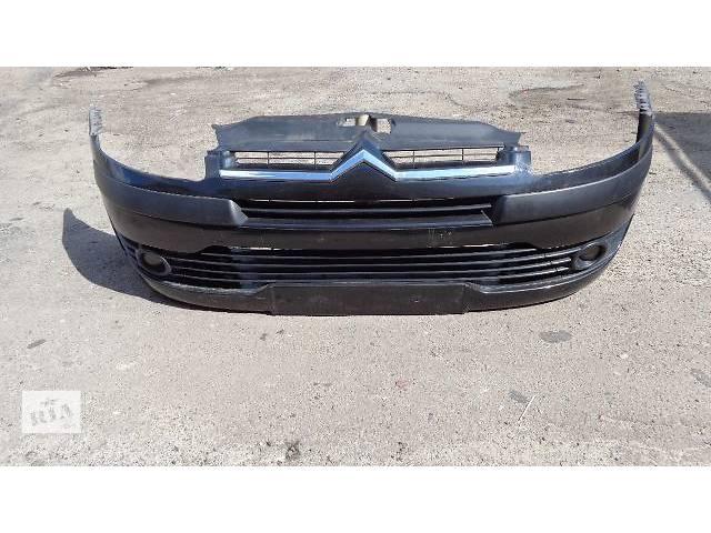 купить бу б/у Детали кузова Бампер передний Легковой Citroen C4 в Львове