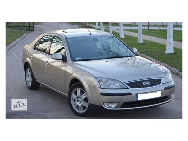 продам б/у Детали кузова Бампер передний Легковой Ford Mondeo 2002 бу в Львове