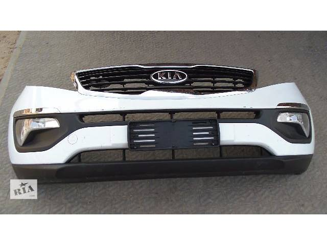 продам б/у Детали кузова Бампер передний Легковой Kia Sportage 2011 бу в Ковеле