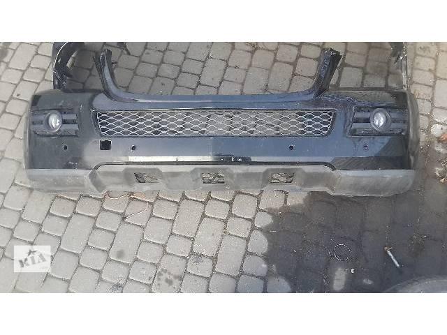 бу б/у Детали кузова Бампер передний Легковой Mercedes GL-Class в Львове