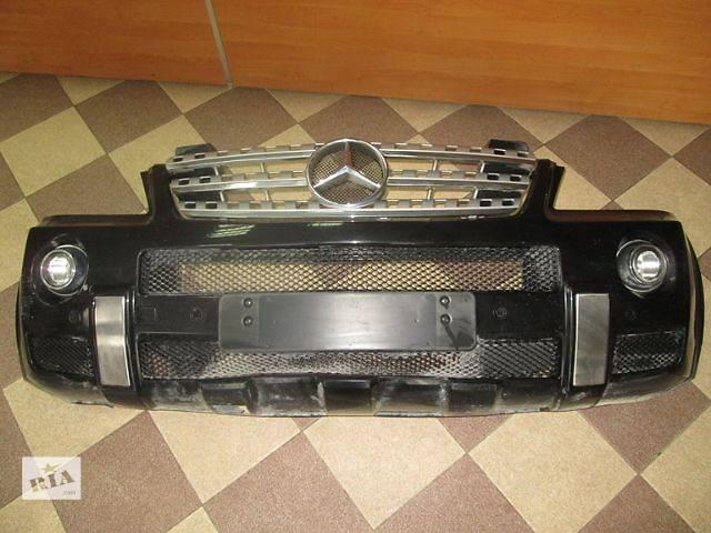 продам б/у Детали кузова Бампер передний Легковой Mercedes ML320CDI 2007 бу в Черновцах